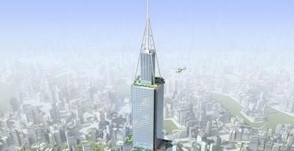 Construção de prédio mais alto do mundo terá início em junho
