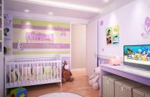RESIDÊNCIA MS – Dormitório Bebê