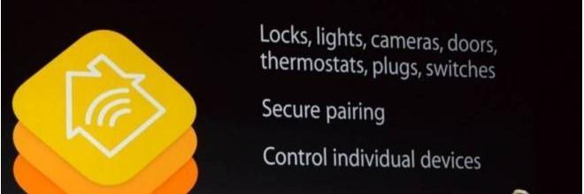 Apple anuncia HomeKit, uma plataforma para casas inteligentes